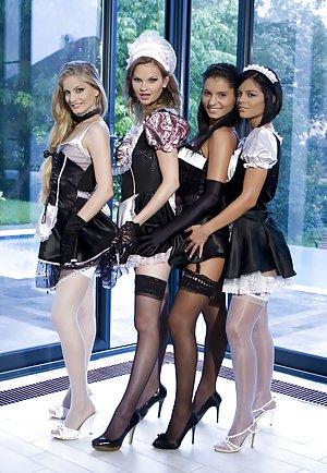 Teen Maid Pics